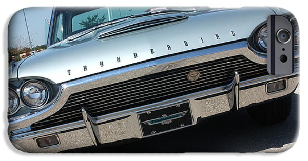 Gary Gingrich iPhone Cases - 65 T-Bird-7869 iPhone Case by Gary Gingrich Galleries