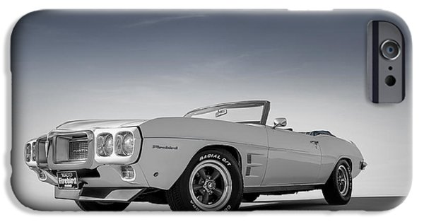 Convertible iPhone Cases - 69 Firebird Convertible iPhone Case by Douglas Pittman