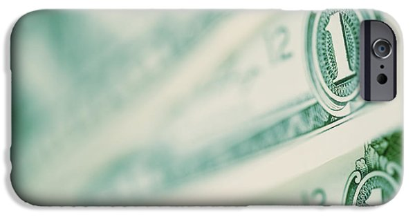 Finance iPhone Cases - Money  iPhone Case by GP Images