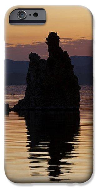Mono Lake California iPhone Case by Jason O Watson
