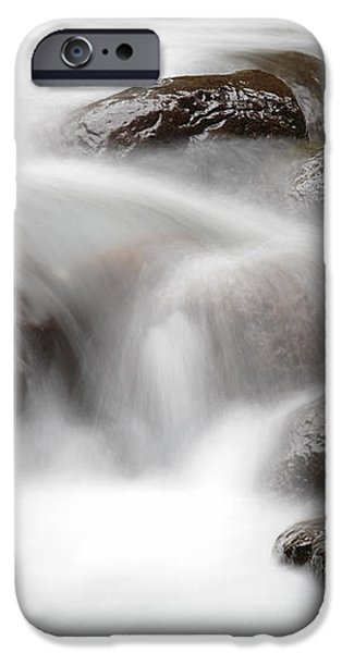 Stream iPhone Case by Les Cunliffe