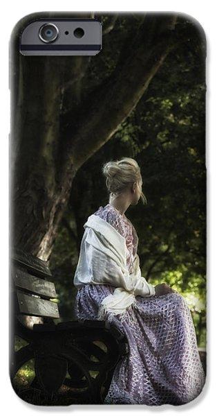 waiting iPhone Case by Joana Kruse