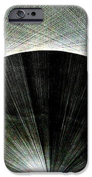 720 Pi Half Rainbow iPhone Case by Jason Padgett