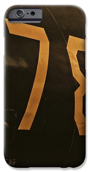 78 iPhone Case by Christi Kraft