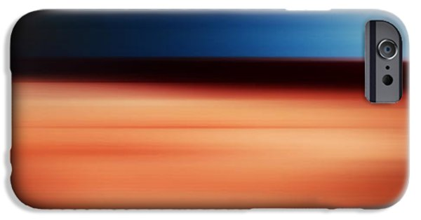 Celebrities Art iPhone Cases - Series Mesmerizing Landscapes iPhone Case by Sir Josef  Putsche