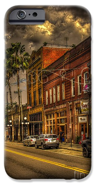Storm iPhone Cases - 7th Avenue iPhone Case by Marvin Spates