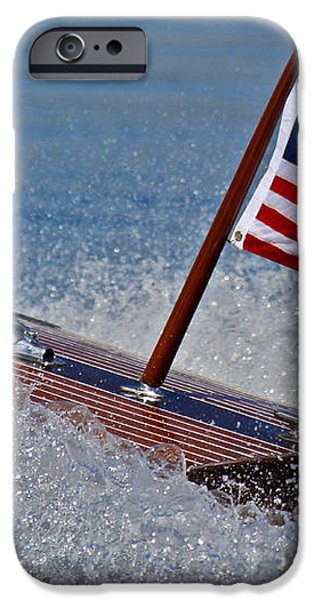 Stars and Stripes iPhone Case by Steven Lapkin