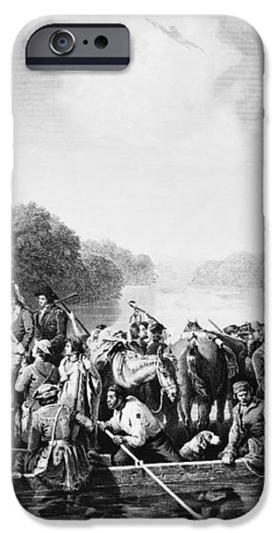 FRANCIS MARION (1732?-1795) iPhone Case by Granger