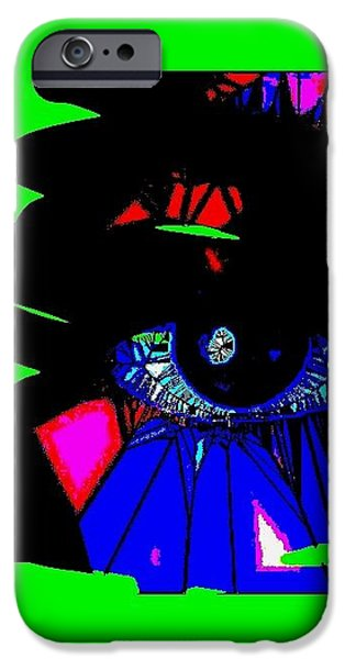 ABSTRACT iPhone Case by HollyWood Creation By linda zanini