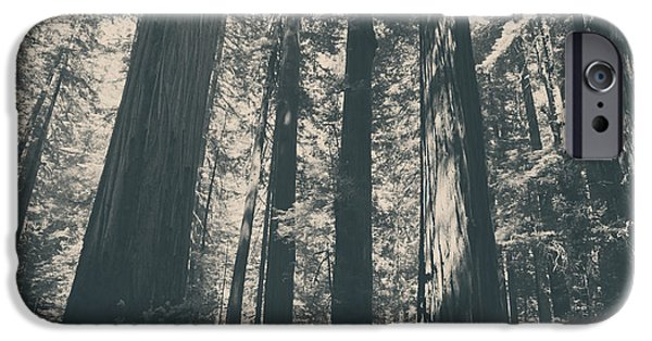 Monotone iPhone Cases - A Breath of Fresh Air iPhone Case by Laurie Search