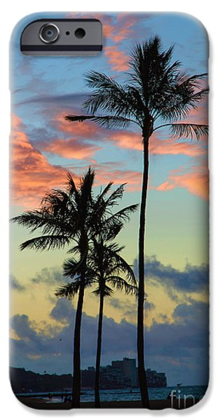 Thinking iPhone Cases - A Calm Before the Storm iPhone Case by Jon Burch Photography