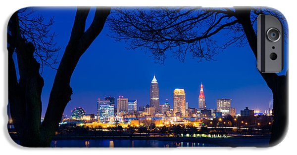 Cleveland iPhone Cases - A Cleveland Romance iPhone Case by Clint Buhler