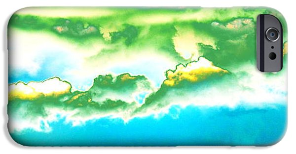 Rainy Day iPhone Cases - A Cloudy Day by Earls Photography iPhone Case by Earl  Eells a
