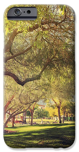 A Day for Dreaming iPhone Case by Laurie Search