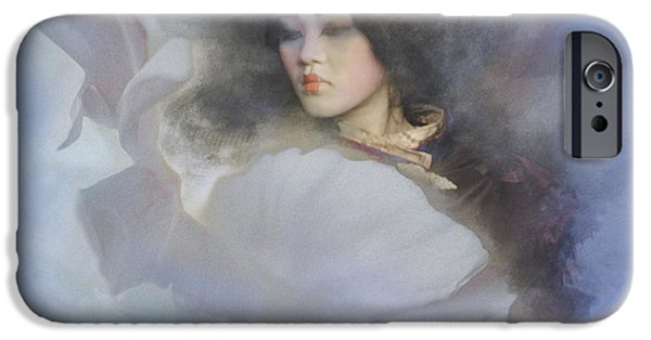 Creative People iPhone Cases - A dream within a dream iPhone Case by Jeff Burgess