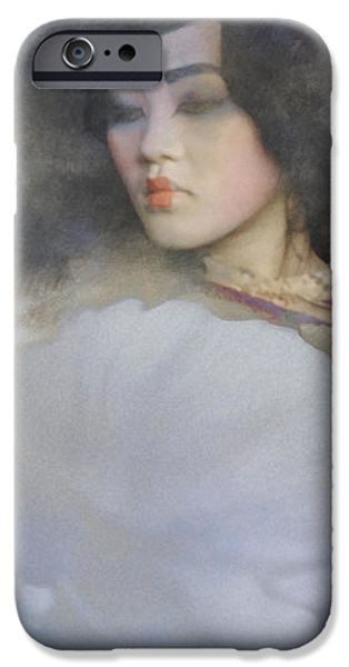 A dream within a dream iPhone Case by Jeff Burgess