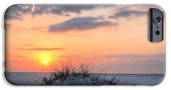 Florida Panhandle iPhone Cases - A Dune is Born iPhone Case by JC Findley