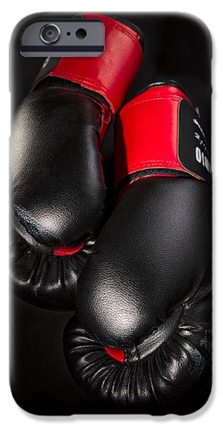 A Fighting Chance iPhone Case by Jeff Burton