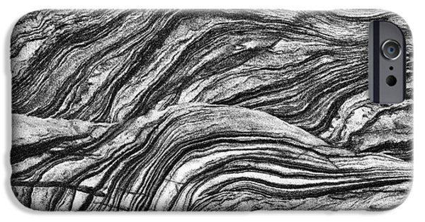 Stratum iPhone Cases - A Flow of Time iPhone Case by Tim Gainey