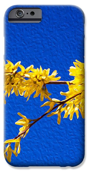 A Golden Afternoon iPhone Case by Omaste Witkowski