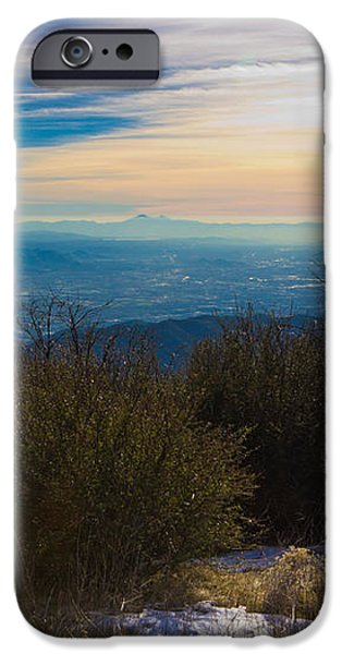 A Late Winter's Afternoon iPhone Case by Heidi Smith