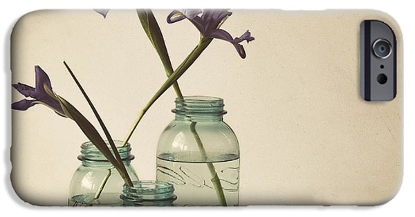 Flora Photographs iPhone Cases - A Little Bit Country iPhone Case by Amy Weiss