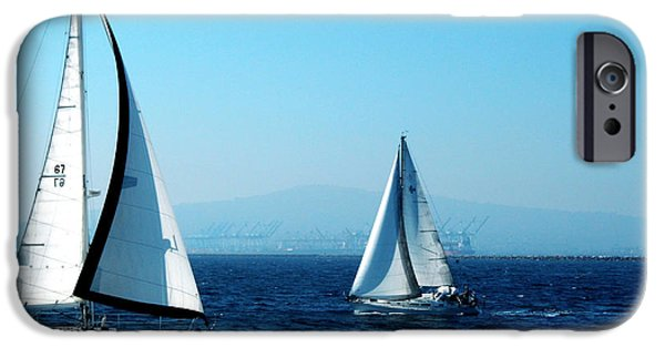 Boat iPhone Cases - A Meeting iPhone Case by David Wallace