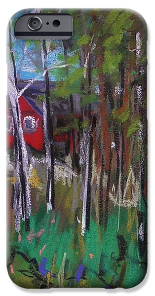 A New Coat of Paint iPhone Case by John  Williams