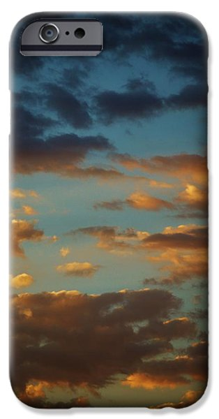 Morning Pyrography iPhone Cases - A New Day iPhone Case by Christina Ochsner