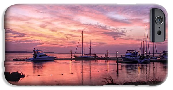 Yorktown iPhone Cases - A New Day Dawning  iPhone Case by Olahs Photography