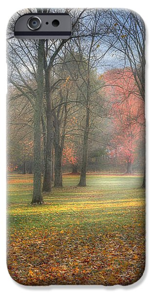 A November Morning iPhone Case by Bill  Wakeley