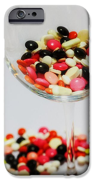 Pill iPhone Cases - A Pill for Every Ill iPhone Case by Mountain Dreams