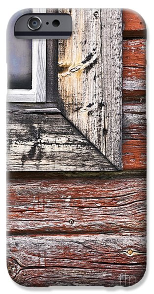 A Quarter Window iPhone Case by Heiko Koehrer-Wagner