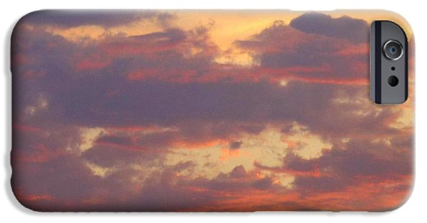 A Summer Evening iPhone Cases - A Remarkable Sky iPhone Case by Will Borden