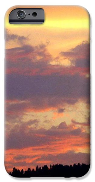 A Remarkable Sky iPhone Case by Will Borden