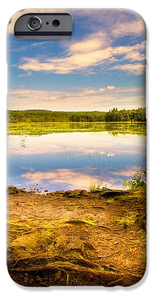 A Secret Place iPhone Case by Bob Orsillo