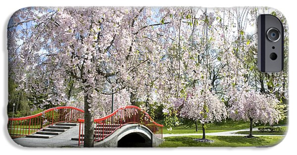 Impressions Of Light iPhone Cases - A spring walk iPhone Case by Paul W Faust -  Impressions of Light