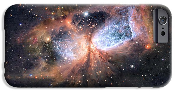 Stellar iPhone Cases - A Star is Born iPhone Case by Nomad Art And  Design