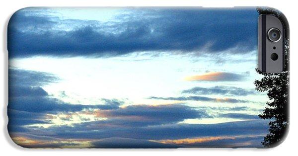 Stellar iPhone Cases - A Stellar Sunset iPhone Case by Will Borden