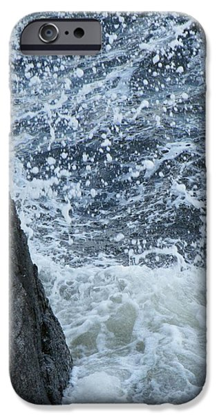 Brian Boyle iPhone Cases - A stillness in the storm  iPhone Case by Brian Boyle