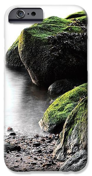 A Study in Green iPhone Case by JC Findley