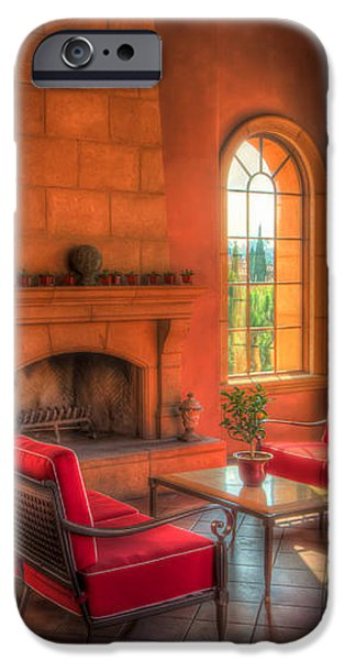 A Taste Of Tuscany iPhone Case by Heidi Smith
