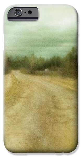 A Textured Pictorialist Photograph Of A iPhone Case by Roberta Murray