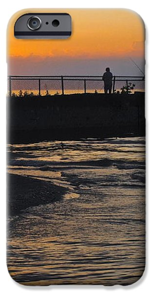 A Time to Reflect iPhone Case by Frozen in Time Fine Art Photography