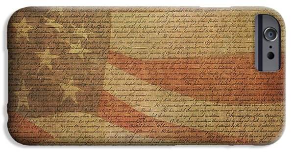 American Revolution iPhone Cases - A Tribute To Our Forefathers iPhone Case by HH Photography of Florida
