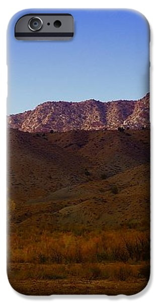 A UTAH LANDSCAPE IN AUTUMN iPhone Case by Jeff  Swan