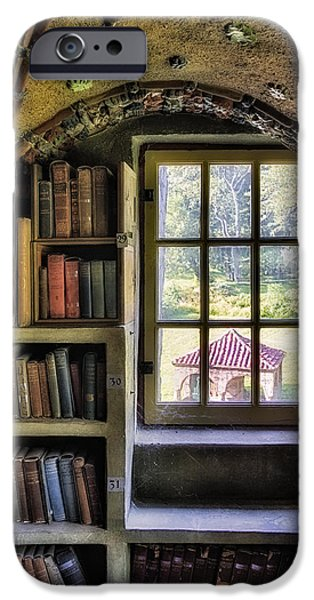 A View From The Study iPhone Case by Susan Candelario