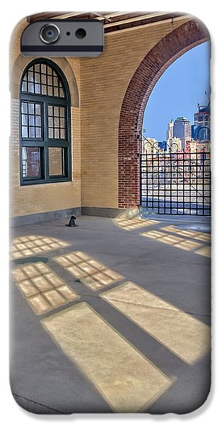 A View To NYC iPhone Case by Susan Candelario