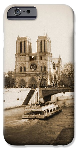 A Walk Through Paris 22 iPhone Case by Mike McGlothlen