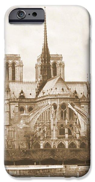 A Walk Through Paris 25 iPhone Case by Mike McGlothlen